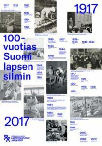 100-vuotias Suomi lapsen silmin