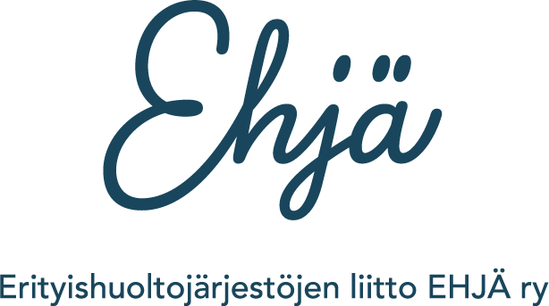 EHJÄ ry:n logo
