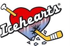 Turun Icehearts ry:n logo