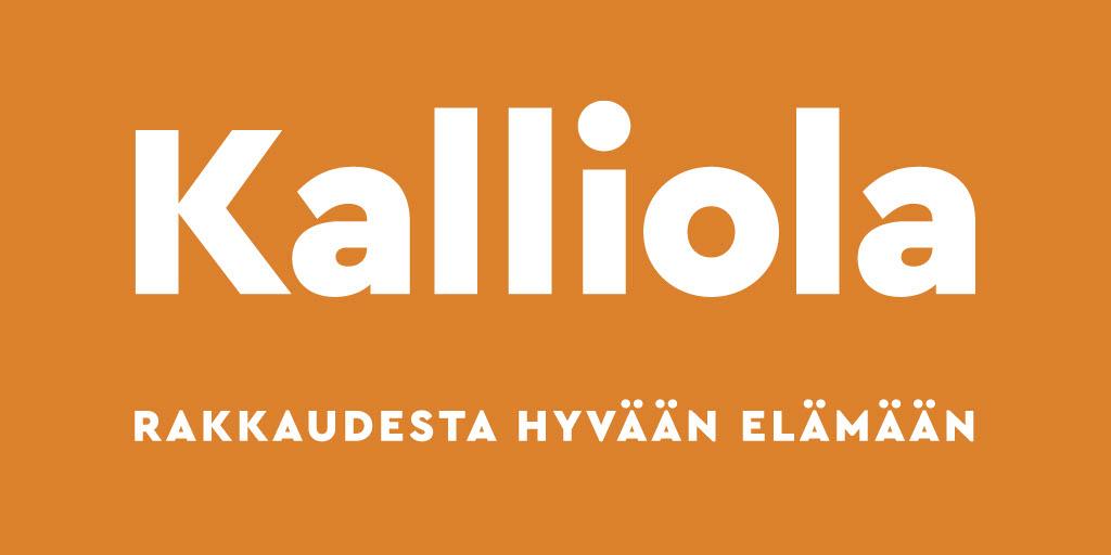 Kalliolan Setlementti ry:n logo