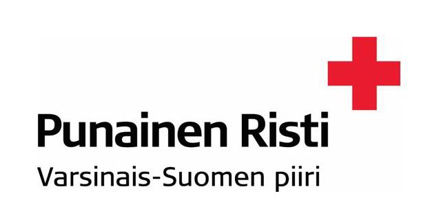 Punainen Risti Varsinais-Suomen piirin logo
