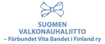 Suomen Valkonauhaliiton logo