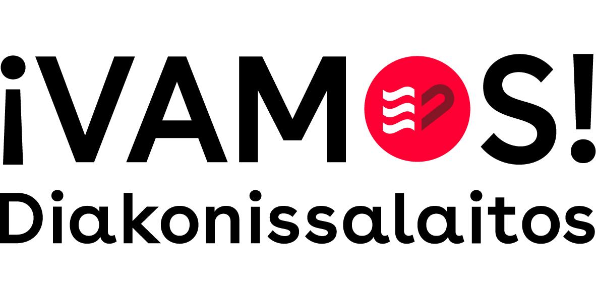 Diakonissalaitos / Vamos Turku -logo